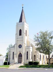 St. John the Evangelist Church (Hartford City, IN)