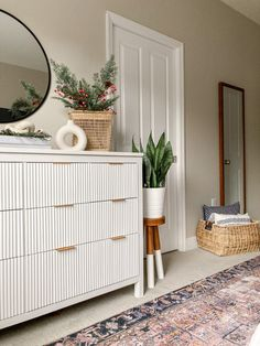 Ikea Dresser Makeover, Ikea Furniture Makeover, Ikea Furniture Hacks, Ikea Hacks, Ikea Bedroom Furniture, Diy Home Decor, Room Decor, Ikea Decor, Furniture For Small Spaces
