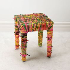 Cool Balloon Stool (available @ Home Craft Decor in Toronto)
