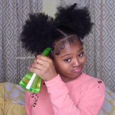 with curly hair to do with curly hairstyles hairstyles with curly hair hairstyles quick for short hairstyles hairstyles 2019 black female hair videos hairstyles compilation Cute Natural Hairstyles, Black Girls Hairstyles, Braided Hairstyles, Natural Hair Care, Natural Hair Styles, Hair Videos, Hairstyles Videos, 1950s Hairstyles, Hairstyles Pictures