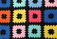 Crochet Blanket, Koskela