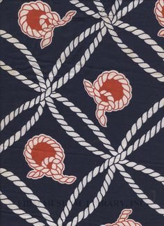 1938 printed cotton