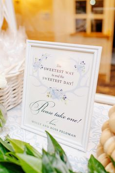 Whimsical wedding signage in blues with antler motif for Cincinnati wedding day by Poeme. Poeme is a stationery boutique located in Cincinnati, Ohio and serve couples all around the world. Get in touch with Kristen www.poeme-online.com (513) 321 - 4999.