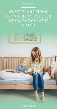 How to make sure the transition from crib to bed goes smoothly - help from the Dockatot Grand Sleeping Patterns For Babies, Bright Nursery, Minimalist Baby, Nursery Inspiration, Shower Inspiration, Toddler Sleep, Baby Room Decor, Children's Place, Mom And Baby