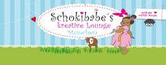Schokibabes kreative Lounge - schokibabe, stoffe, workshop, münchen, nähen, trudering, stoffladen, jersey, farbenmix, schnittmuster, kurzwaren, kleider, kinder, babys