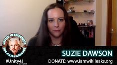 10 Suzie Dawson - - Online Vigil in support of Julian Assange, .