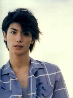 . Miura Harumaゝ Sasamoto Harumaゝ 笹本春馬ゝ ( Japanese Actor )