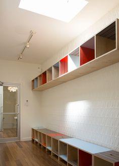 reception desk for yoga studio - Google Search
