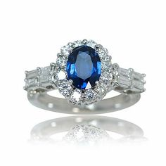 I'm posting yet another charming colorful gem stone ring - Parris Jewelers #jewelry