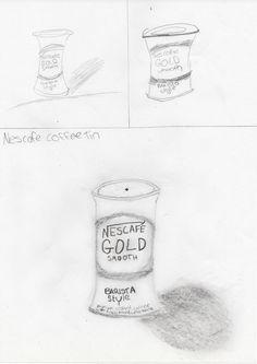 Assesment 2 week 4 Nescafe coffee tin