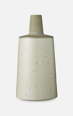 Tone Vase (Beige & Khaki) - Large Nordic Design, Copenhagen, Furniture Design, Objects, Vase, Ceramics, Handmade, Beige, Home Decor