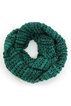 Knit Kelly Infinity Scarf