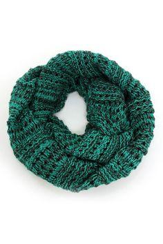 Knit Kelly Infinity Scarf
