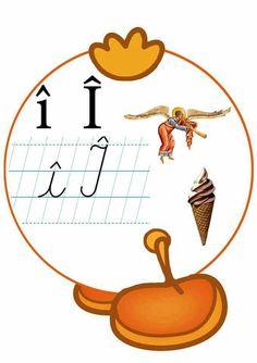 Classroom Decor, Romans, Geography, Alphabet, Preschool, Symbols, Letters, Activities, Math