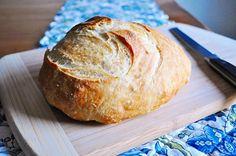 Artisan Bread - EASY & so amazingly good!