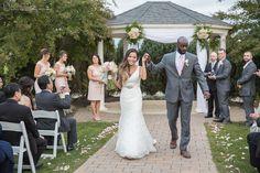 Tina And Joe S Penn Oaks Golf Club Wedding Till Clubs Dress