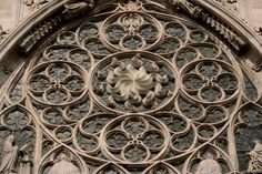 Rose windows of the Duomo, Milano. MilanoArte