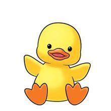patos bebes tiernos para colorear - Buscar con Google