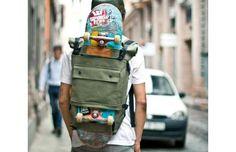 skateboard backpack - Google Search