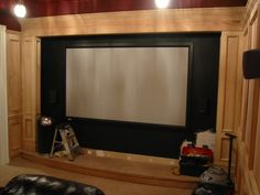 Entertainment Room, Inspiring Home Theater Design Tool Remodeling Instalation With Pendant Lamp Lighting In Movie Room Ideas Decorating Also Models Wooden Wall Space Inspirations: Get Contemporary Home Theater Design for Your Family