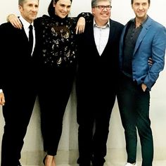 @richardcarmitage : @sagaftra @berlin_station @sagaftrafound Thank you to our SAG AFTRA members for you support at tonight's screening. A pleasure to meet everyone. [1 October 2016]
