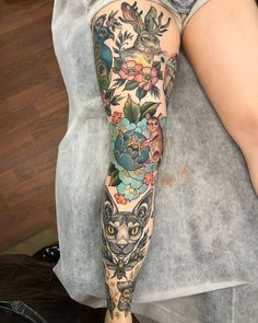 Badass Tattoos, Body Art Tattoos, Sleeve Tattoos, Cool Tattoos, Leg Tattoos, Unique Tattoos, Beautiful Tattoos, Tattoo Blog, I Tattoo