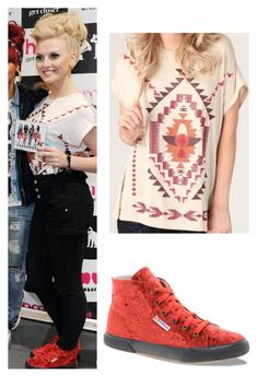 """Untitled #612"" by little-mix-are-babes on Polyvore featuring Superga, women's clothing, women's fashion, women, female, woman, misses and juniors"