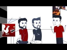Rooster Teeth Animated Adventures - Kyle Becomes Wolverine