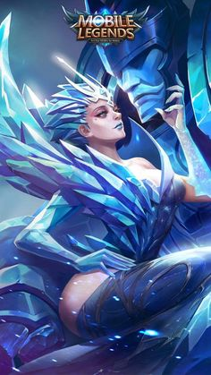 Aurora Mobile Legends Bang Bangis free HD Wallpaper Thanks for you visiting Aurora\/Skins Mobile Legends Wiki FANDOM powered by Wikia HD W. Hd Wallpaper 4k, Mobile Legend Wallpaper, Hero Wallpaper, Gaming Wallpapers, Fantasy Characters, Female Characters, Mobiles, Game Character, Character Design