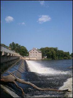 Île-des-Moulins, Terrebonne, Quebec