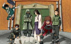 Masashi Kishimoto, Studio Pierrot, Naruto, Shikamaru Nara, Kiba Inuzuka…