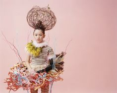 Osamu Yokonami ~ Especially love the palette, just beautiful.