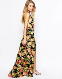 ASOS / Floral Maxi Dress / Everyone needs one of these in their closet
