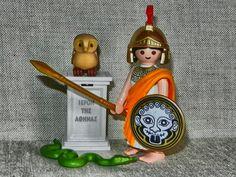 Zeus & Athena