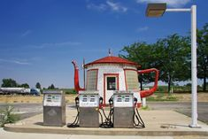 5. Zillah, WASHINGTON home of the teapot dome gas station