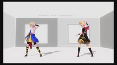 Worlds End Dance Hall [PD:FT] [PS4] [Rin/Len] [Cover] [1080p60fps]