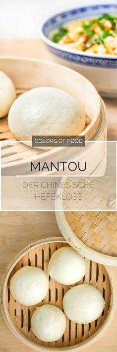 Mantou sind ein typisches Grundnahrungsmittel aus der Provinz Shangdong und werden als Hauptmahlzeit oder als Beilage zu Gerichten, wie Mapo-Tofu gegessen.