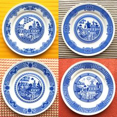 Four-Plate Combo: Calamityware 1, 2, 3, and 4