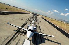 Die Eclipse 550 verbraucht in einer Stunde weniger Sprit als andere Flieger allein für den Start.  © 2012 Eclipse Aerospace