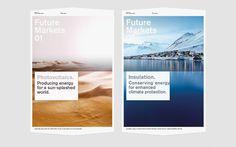 OCI Geschäftsbericht Das Chemieunternehmen OCI wollte neben dem asiatischen auch gezielt den westlichen Kapitalmarkt ansprechen – und wählte für seinen Geschäftsbericht bewusst eine der führenden europäischen Designagenturen.