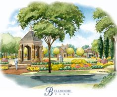 Bellmoore Park, a new master-planned community in Johns Creek from The Providence Group of Georgia, will begin development soon. The 224-acre gated community will showcase more than 600 Atlanta new homes priced from the high-$300,000s to the $800,000s.