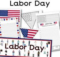 Memorial Day Educational Activities for Kids | Worksheets ...
