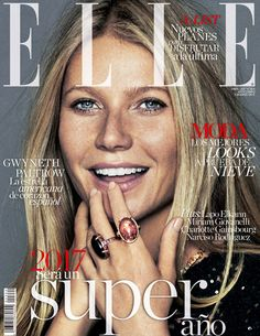 Elle Spain Cover 2017 with Gwyneth Paltrow shot by the fashion photographer Xavi Gordo represented by 8AM -  8 Artist Management  | #artistmangement #fashion #editorial #Elle #8artistmanagement #xavigordo ★★ 8AM / 8 Artist Management ★★  more photos in http://8artistmanagement.com/