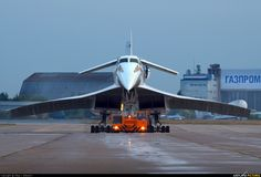 This is some Beauty - Tupolev Tu-144