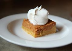 Pumpkin Gooey Cake by Paula Deen                              Made this before...yum-o  Great for a fall dessert