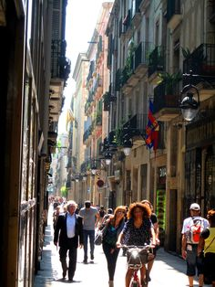 El Raval, the most multicultural district in Barcelona