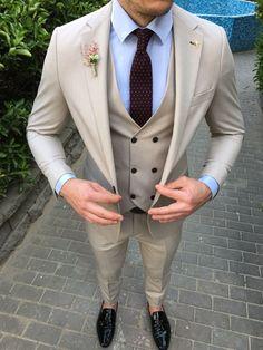 Designer Clothes For Men, Men Clothes, Men's Suits, Dress Suits, Classic Fashion, Men's Fashion, Blazer Outfits Men, Business Men, Herren Outfit