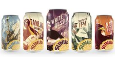 SunUp Brewing Co. — The Dieline - Branding & Packaging Design