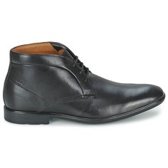 GOSWORTH HI Black #clarksmensboots nice colour and leather upper make them a must-have this year in your wardrobe - £ 98.99