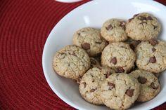 THERMOMIX: Cookies de aveia com gotas de chocolate